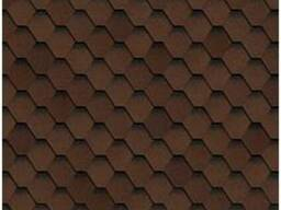 Shinglas серия Кадриль соната, цвет коричневый