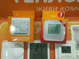 Широкий выбор терморегуляторов для теплых полов!