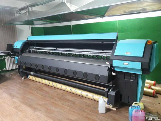 Широкоформатный принтер Ultrajet KM3204i