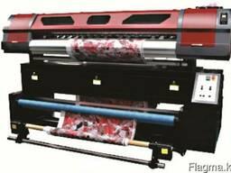 Широкоформатный текстильный принтер Titanjet 19P2R