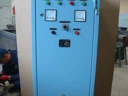 Шкаф управления ШУПП с преобразователем для плавного пуска