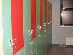 Шкафчики для радевалок