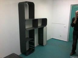 Шкафы из искусственного камня