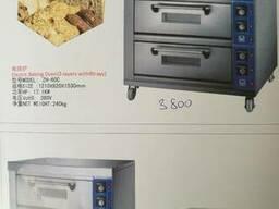 Шкафы пекарские электрические и газовые, пекарская печь
