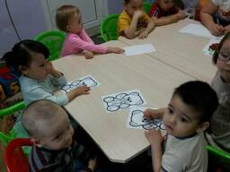 Школа малышей (минисадик) для детей 2,5 - 7 лет