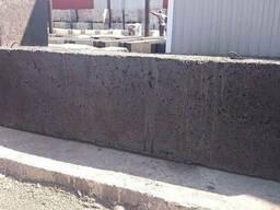 Шлакоблок стеновой (ШБС-4, ШБ-40*20*20см)
