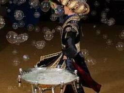 Шоу мыльных пузырей. Сказочный Звездочет
