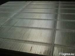 Шпальтовое сито из нержавеющей стали