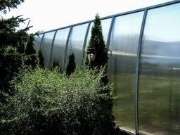 Шумозащитные Экраны на забор в Алматы!