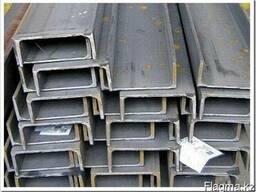 Швеллер ГОСТ 8240-89 от 6,5мм до 40мм