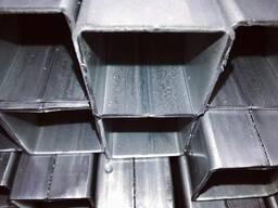 Швеллер гнутый равнополочный 60х40х2 мм 10ХНДП ГОСТ 8278-83