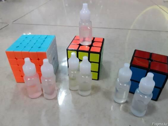 Силиконовая смазка для кубиков Рубика. 10 мл. Качество.