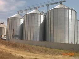 Силоса для хранения зерновых культур