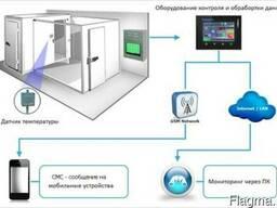 Система мониторинга температуры с функцией СМС оповещения