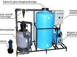 Система очистки воды АРОС для автомоек