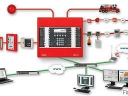 Система пожарной сигнализации - фото 1