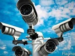 Системы видеонаблюдения и охраны, Видеоглазки/видеодомофоны