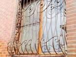 Скитки Решетки на окна любой сложности крайчайшие сроки - фото 1