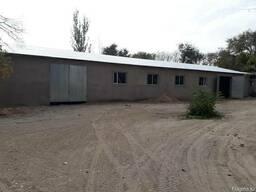Склад 1000 м² и офис 20 м²