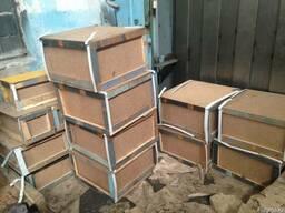 Склад СВХ, сортировка и упаковка грузов.Изготовление ящиков