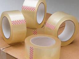 Скотч (упаковочный скотч, упаковочная клейкая лента