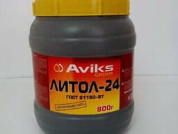 Смазка Литол-24 (банка 0, 8 кг)