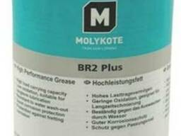 Molykote BR2 Plus Пластичная литьевая смазка