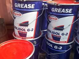 Смазка Солидол G2 (Жировой Ж2)
