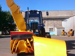 Снегоочиститель фрезерно-роторный ДЭМ 124