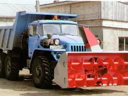 Снегоочиститель шнекороторный навесной для Урал-55571-40
