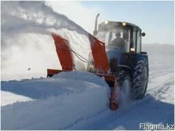 """Снегоуборочная машина Су 2. 1(СУ 2. 5) """"Истребитель снега"""""""