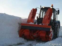 Снегоуборочная машина СУ-2.5 для МТЗ 1221