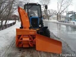 Снегоуборщик Су 2.1 ОМ