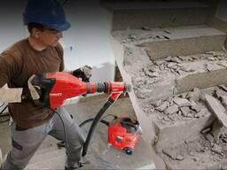 Снос зданий, демонтаж перегородок