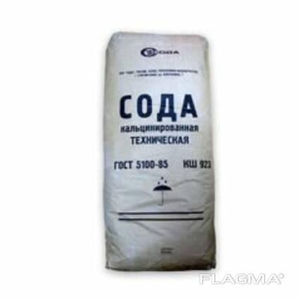 Сода кальцинированная техническая марки Б GOST 5100-85