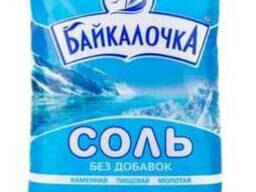 "Соль без добавок ""Байкалочка"""