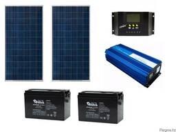 Солнечная система 1, 2 кВт