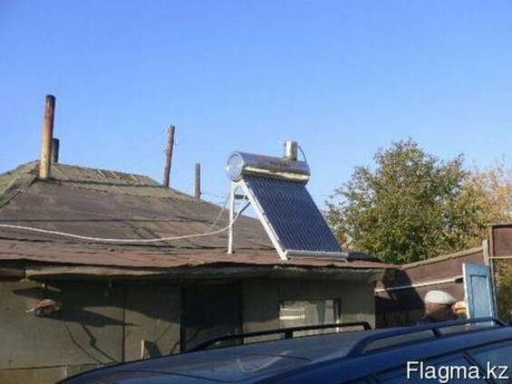 Солнечные нагреватели воды