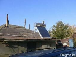 Солнечные нагреватели воды - фото 1