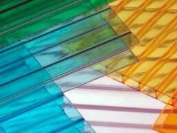 Сотовый поликарбонат Woggel цветной (гарантия 20 лет)