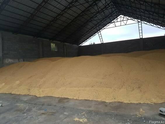 Соя семечки кукуруза