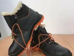 Спецобувь - ботинки рабочие зимние (КОФ)