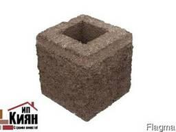 Сплиттерный блок «Рваный, половинка»