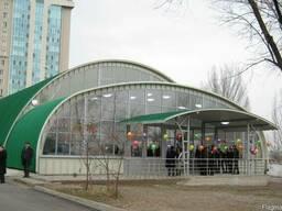 Спортивные залы, спортивные сооружения