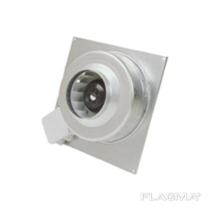 Square wall type fans