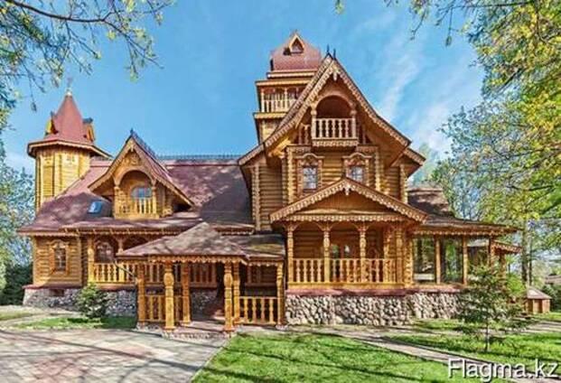 Срубы домов и бань из сибирского леса. Опыт сборки 10 лет.