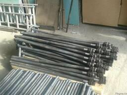 Продам:Фундаментный болт ГОСТ 24379-80 (2012)М 42*1800 Тип5