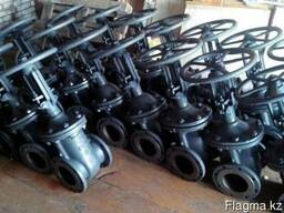 Steel gate valves Z40H-40LY-S30s15nzh-du50-65(Ru-40)