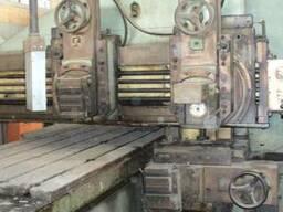 Станок продольно- строгальный 7210 Минского завода