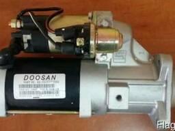Стартер для Экскаватора Doosan DX225, Daewoo 225-7, 225-9